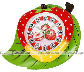 """Часы настенные Bona Clock """"Клубничка"""""""