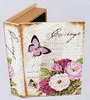 "Деревянная шкатулка ""Стефани Book Greetings from Italy"", 23x17x5см"