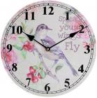 "Годинник настінний ""Ufficio Postale. Соловей"" Ø29см"
