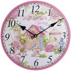 """Часы настенные """"My Garden"""" Ø29см"""