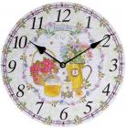 """Часы настенные """"Honey Bee"""" Ø29см"""