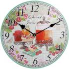 """Часы настенные """"Sweet Jam"""" Ø29см"""