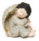 """Статуетка декоративна """"Сплячий Ангел"""" 11.5см"""
