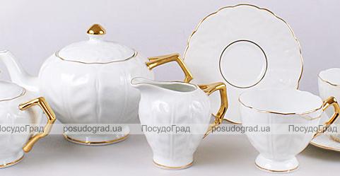 Чайный сервиз Princess Gold-101 15 предметов