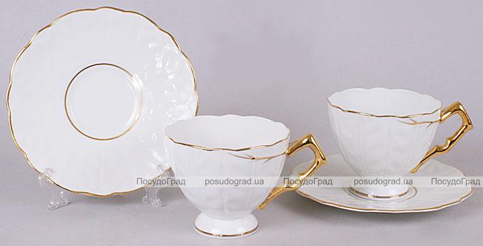 Чайный сервиз Princess Gold-111 12 предметов