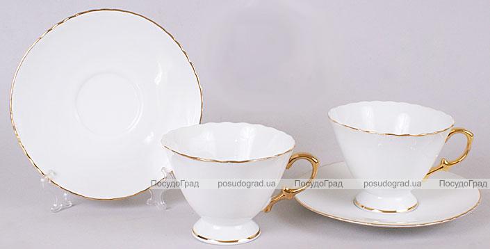 Чайный сервиз Princess Gold-131 12 предметов