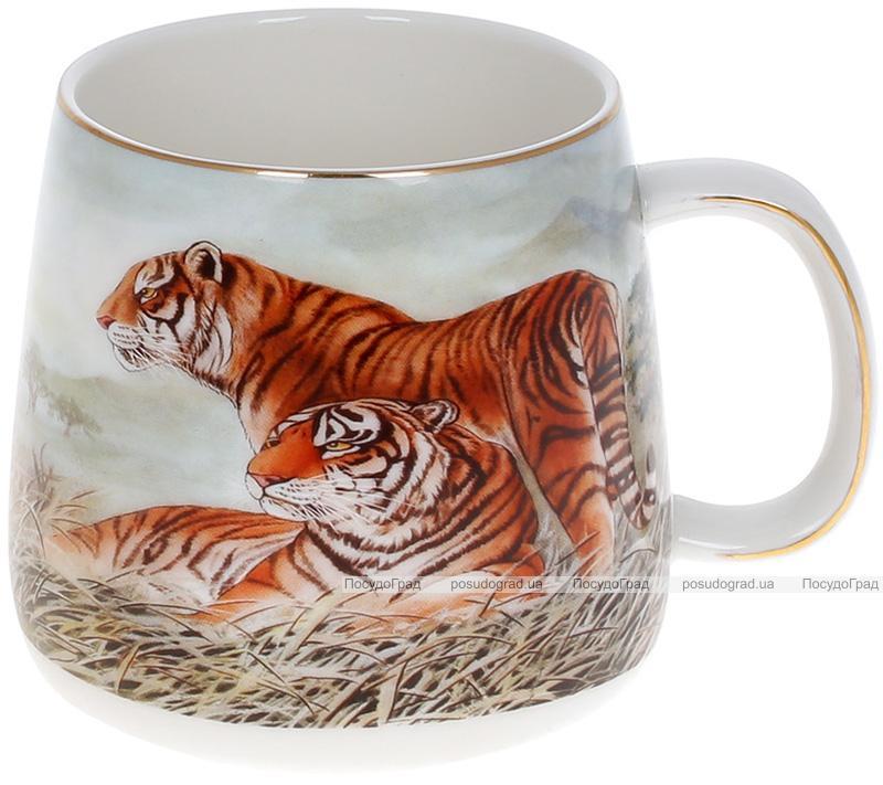 "Кружка порцелянова ""Тигр"" 400мл"