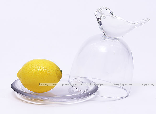 Лимонница Luton Ø7см, высота 13.5см, стеклянная