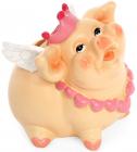 "Копилка ""Свинка с короной"" 12.5х11х12см"