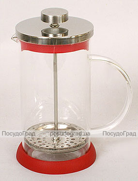Френч-пресс Bona Glass Plunger 350мл
