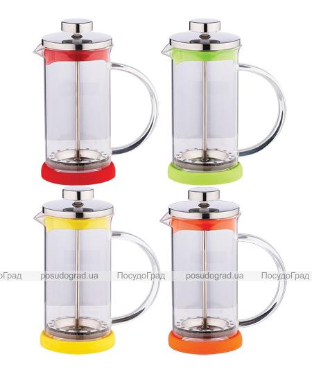 Френч-пресс Bona Glass Plunger 600мл