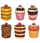 Банка Ceramic Cake 350мл для зберігання сипучих продуктів