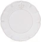 Тарелка Leeds Королевская Лилия, керамика Ø25см