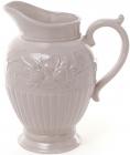Кувшин Leeds Розы 1900мл, бежевая керамика
