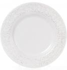 Набор 3 обеденные тарелки Leeds Королевская Лилия, керамика Ø25.3см