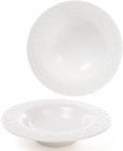 Набір 3 супові тарілки Leeds Королівська Лілія, кераміка Ø22.8см