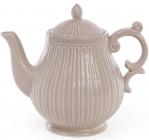 Чайник заварочный Stone Flower 1000мл, бежевый