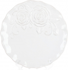 Набор 3 обеденных тарелки Аэлита Ø26.5см, керамика