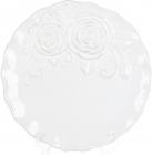 Набір 3 обідніх тарілки Аеліта Ø26.5см, кераміка