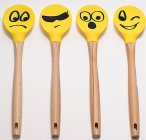 Лопатка кулинарная Smile силиконовая 30см