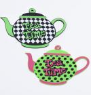 Подставка под горячее Tea Time 23x16см, силиконовая