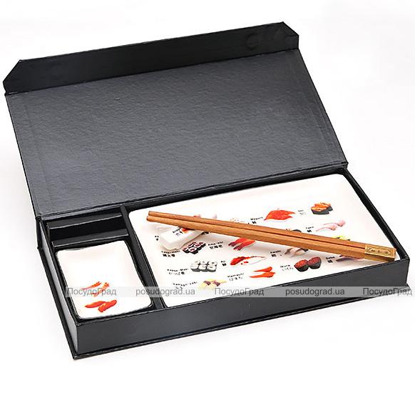 Набор для суши Iwaki Sushi Set 4 предмета