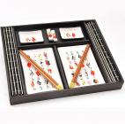 Набор для суши Iwaki Sushi Set 10 предметов