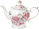 """Чайник заварювальний """"Версаль"""" 1250мл, фарфоровий"""