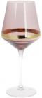 Набор 4 бокала Etoile для красного вина 550мл, винный цвет