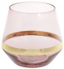 Набір 4 склянки Etoile 500мл, винний колір