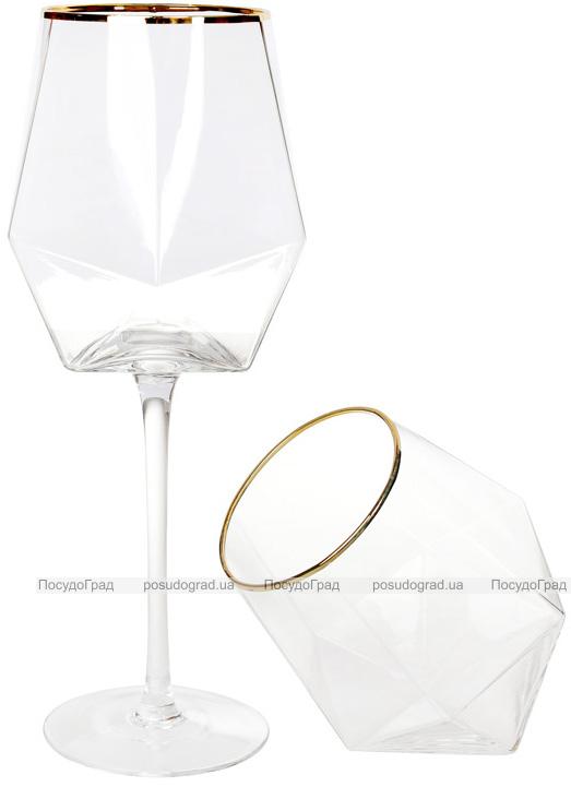 Набір 4 склянки Celine 625мл