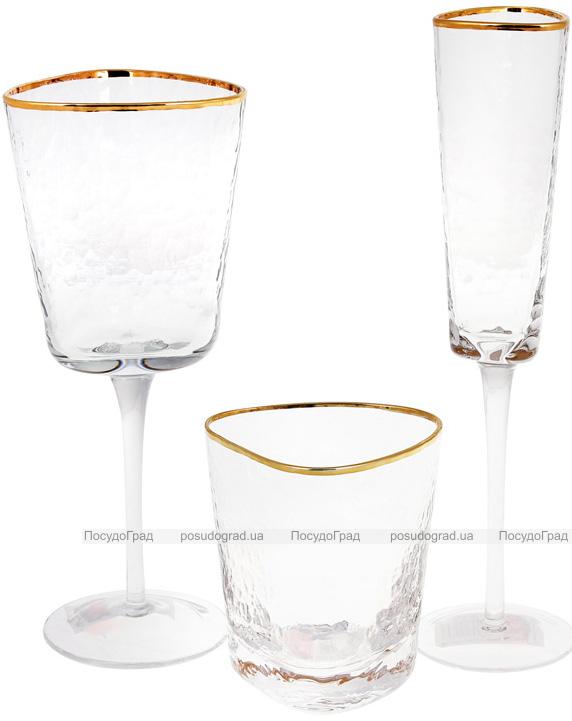 Набор 4 фужера Diva для шампанского 160мл