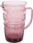 Кувшин Siena Toscana 1500мл, пурпурное стекло
