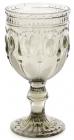 Набор 6 винных бокалов Siena Toscana 280мл, графитовое стекло
