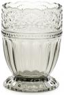 Набор 6 стаканов Siena Toscana 325мл, графитовое стекло