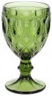 Набор 6 винных бокалов Siena Toscana 300мл, оливковое стекло