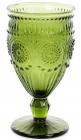 Набор 6 винных бокалов Siena Toscana 350мл, оливковое стекло