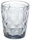 Набір 6 склянок Siena Toscana 350мл, сіро-блакитне скло