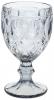 Набор 6 винных бокалов Siena Toscana 300мл, серо-голубое стекло