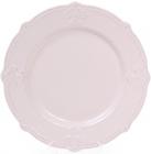 Набор 6 обеденных тарелок Leeds Королевская Лилия Ø26.1см, розовые