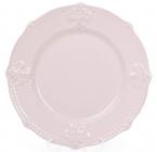 Набор 6 десертных тарелок Leeds Королевская Лилия Ø21.5см, розовые