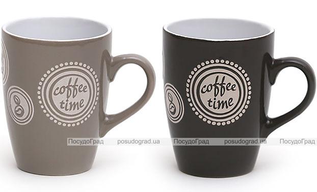 "Кружка ""Coffee Time"" 325мл керамика"