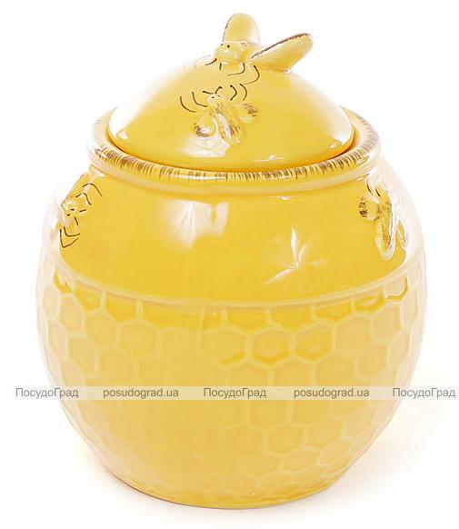 """Медовница Honey """"Пчелка"""" 425мл керамическая"""