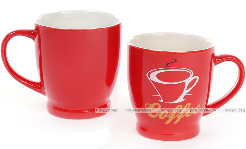 """Кружка фарфоровая """"COFFEE"""" 220мл, кофейная"""