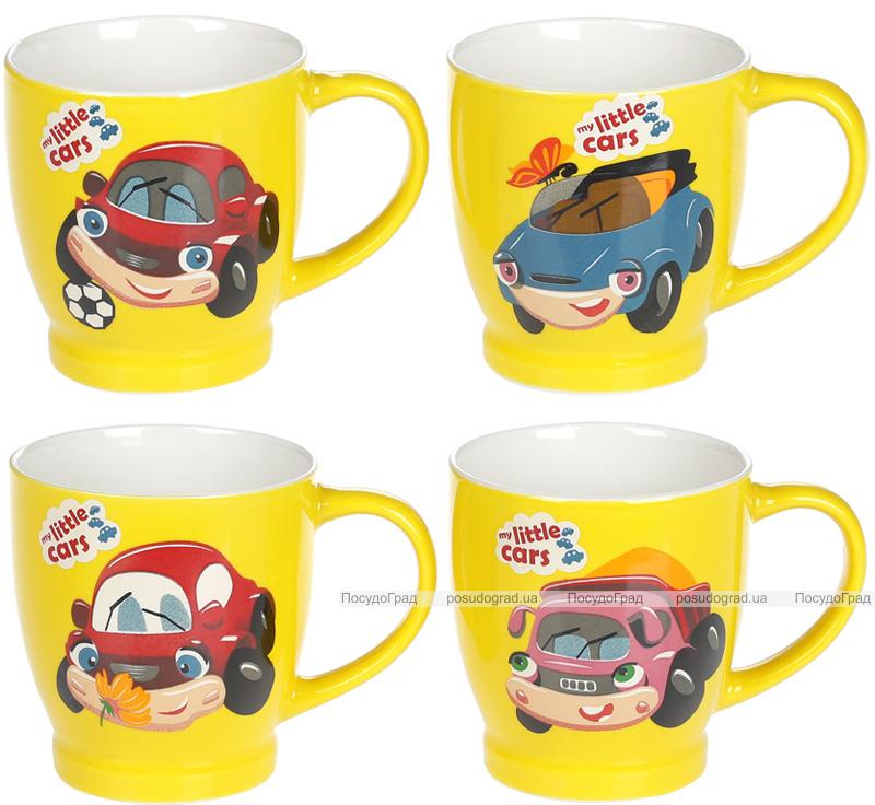 """Кружка фарфоровая """"Little Cars"""" 230мл"""