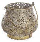 Підсвічник декоративний Cornel Nehl 14.5х14.5х12.5см, металевий