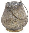 Підсвічник декоративний Cornel Nehl 17.5х17.5х16.5см, металевий