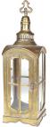 Подсвечник-фонарь декоративный Cornel Acton 17.5х17.5х56.5см
