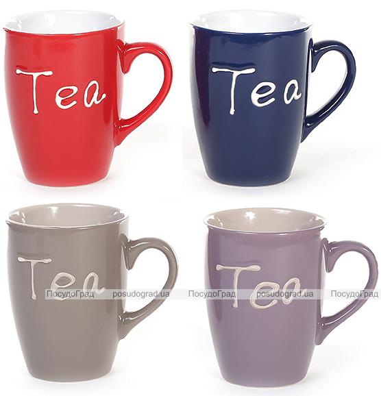 "Кружка Shabby Chic ""Tea"" 330мл керамика"