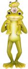 Статуетка «Сімейка Квакі» 8х7х21.5см, полістоун